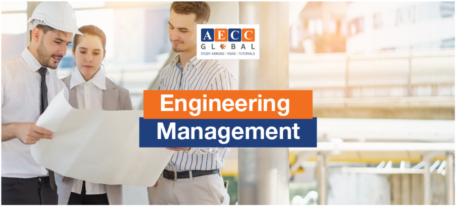 Prepare for a leadership role with Engineering Management Degree
